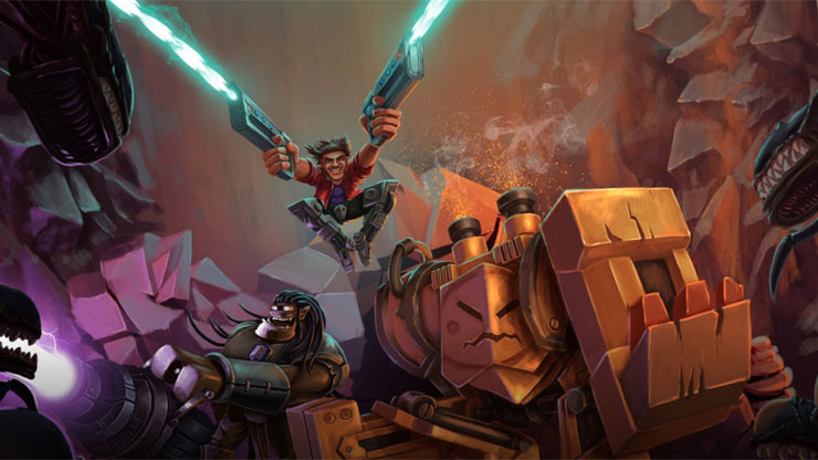 Heroes of Nox: Galactic Clash – еще один анонс от Vivid Games