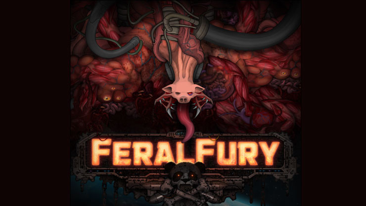 Feral Fury — top-down шутер в духе The Binding of Isaac от скандинавской инди-студии