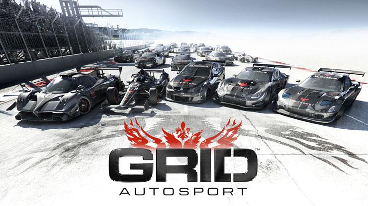 Гоночный автосимулятор GRID Autosport грядет на iPhone и iPad