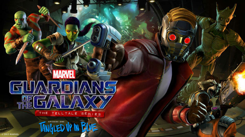 Состоялся релиз первого эпизода «Guardians of the Galaxy» от Telltale