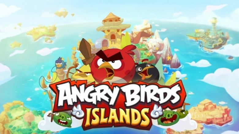 «Angry Birds Islands» – Злые птички от NHN STUDIO629, а не Rovio