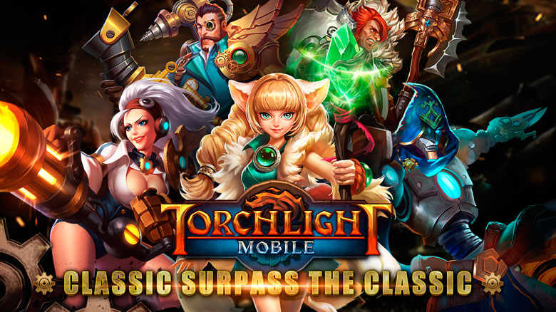 Софт-запуск «Torchlight: The Legend Continues»