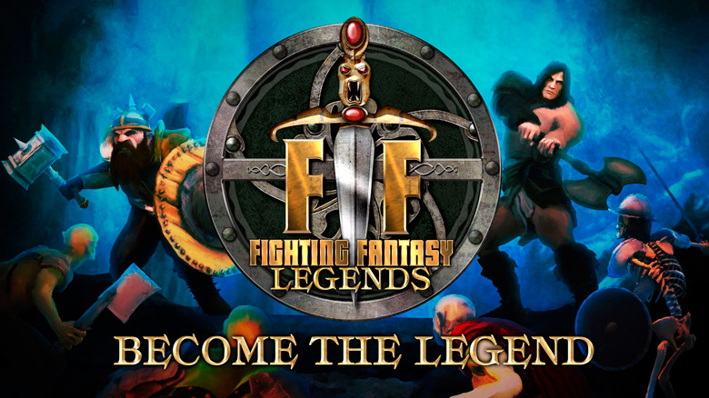 Классика интерактивных игр в «Fighting Fantasy Legends»