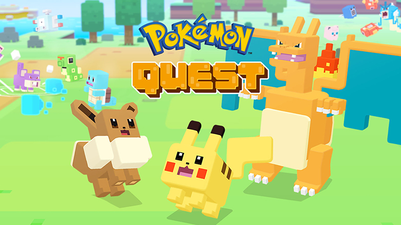 «Pokemon Quest» доступна для предзаказа