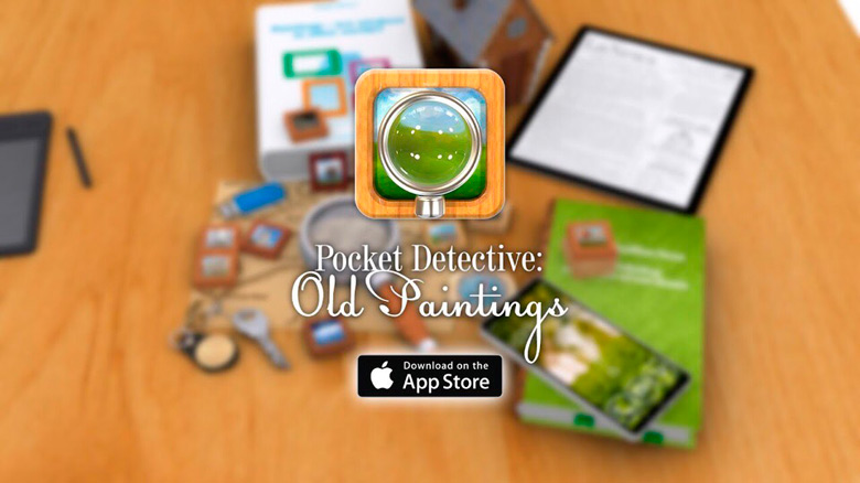 «Pocket Detective: Old Paintings» – что скрывают старые картины?