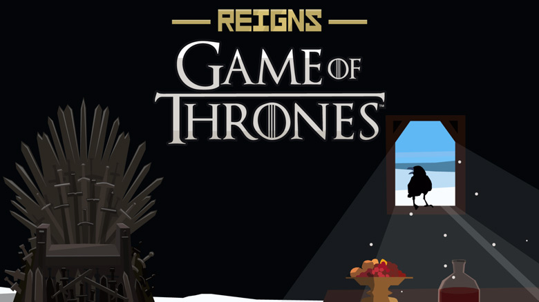 Nerial и HBO выпустят «Reigns: Game Of Thrones» в октябре [предзаказ]