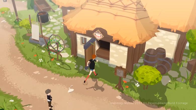 Новые подробности о «Mabinogi Mobile», порте фэнтезийной MMORPG на