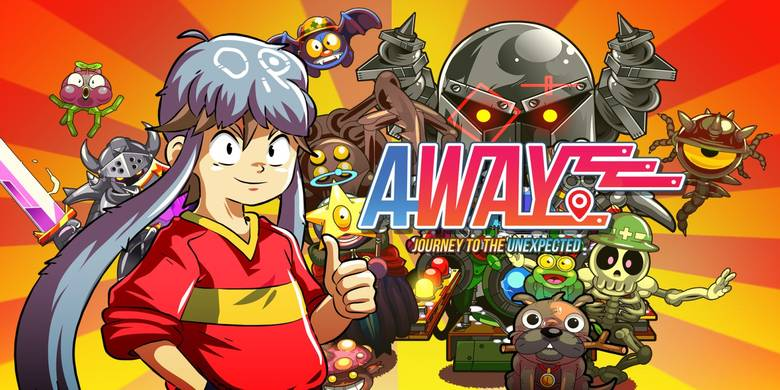 [NINTENDO SWITCH] «Away: Journey To The Unexpected» – в поисках родителей
