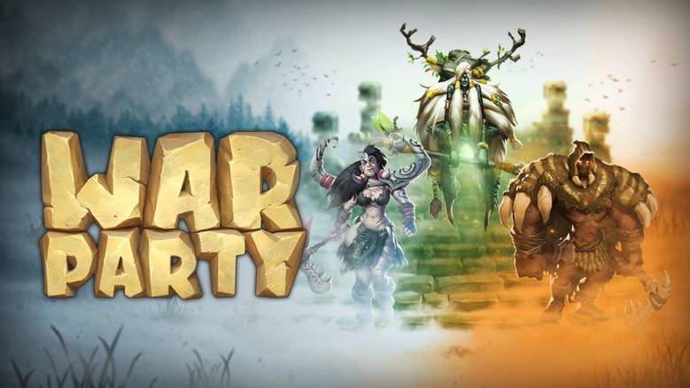 [NINTENDO SWITCH] «Warparty» – прогулка с динозаврами