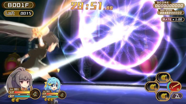 [Nintendo Switch] «Croixleur Sigma» – покорение башни с монстрами