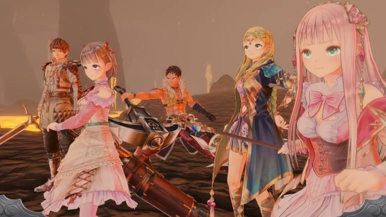 [Nintendo Switch] «Atelier Lulua: The Scion Of Arland» – кульминация серии игр про королевство Арланд