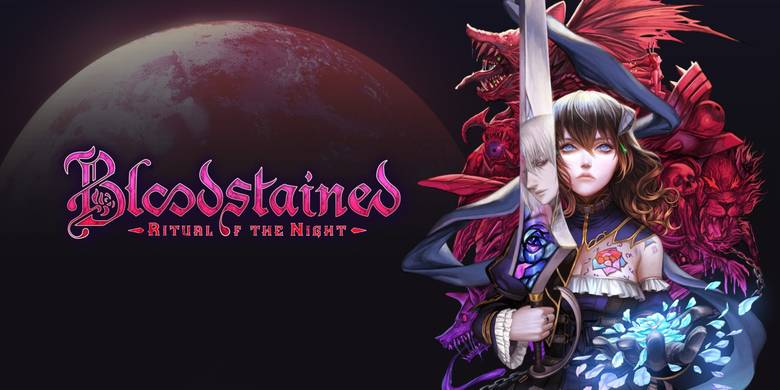 [Nintendo Switch] «Bloodstained: Ritual Of The Night» – замок в ночи