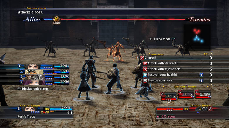 «The Last Remnant: Remastered» – старая игра покоряет новые платформы 2.0