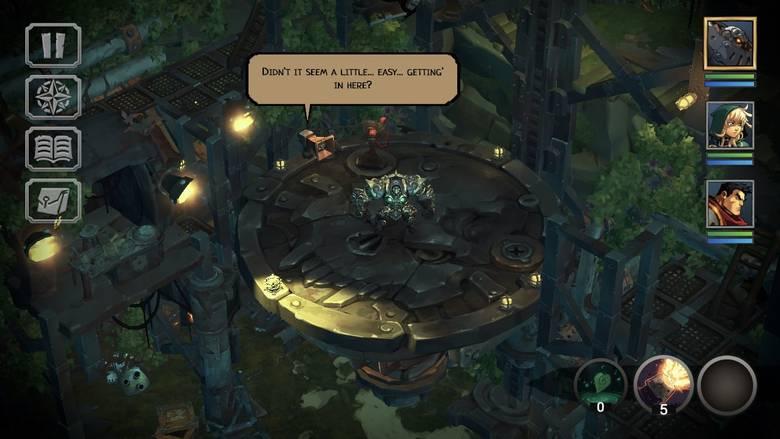 «Battle Chasers: Nightwar» – остров невезения