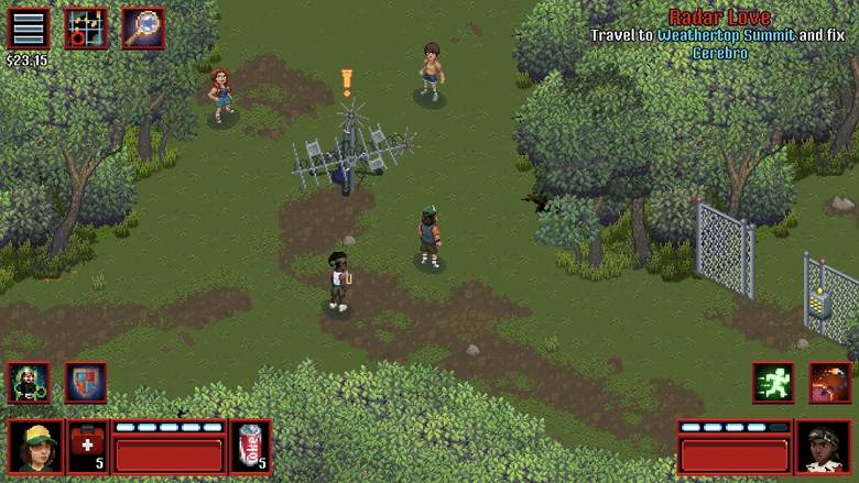 «Stranger Things 3: The Game» – спасите город Хокинс в стиле RPG