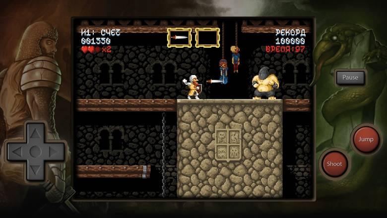 «Cursed Castilla Ex» – игра для людей со стальными нервами