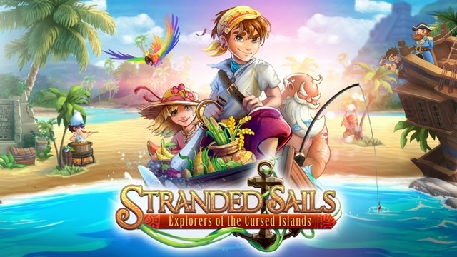 «Stranded Sails» – разбитые мечты... или мачты?[AA, NS]