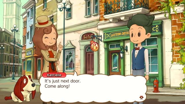 [iOS, Nintendo] «Layton Mystery Journey Deluxe Edition» – детективное агенство Лейтон открывает двери!