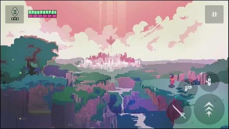 «Hyper Light Drifter» – чудесный жестокий мир