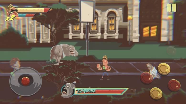 «Boet Fighter» – накаченный beat'em up
