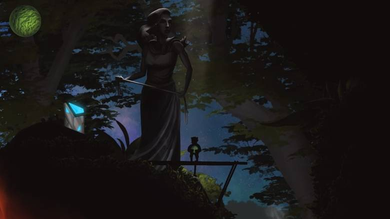 «Norman's Night In» – ночь в пещерах