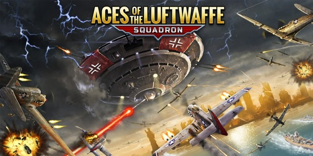 [Предзаказ] «Aces Of The Luftwaffe Squadron» влетят на iOS в феврале