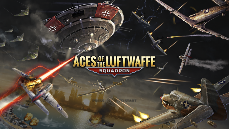 «Aces Of The Luftwaffe: Squadron» – славься, США!