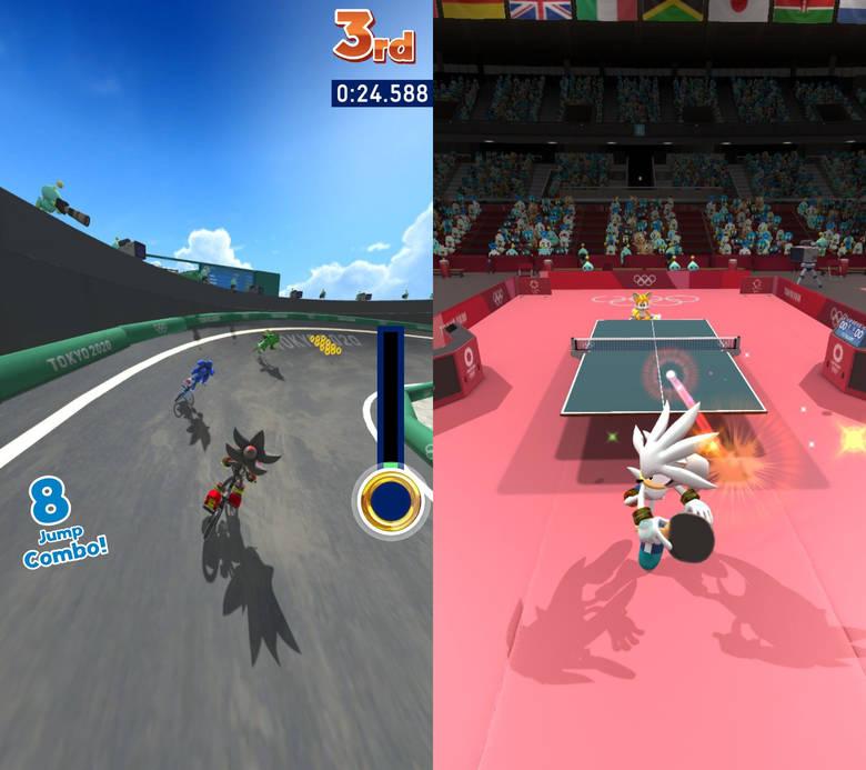 «Соник На Олимпийских Играх в Токио» – быстрее, выше, сильнее
