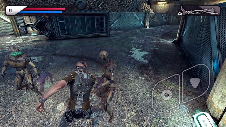 «Mindcell» – киберпанк приключение от создателей «Slaughter»