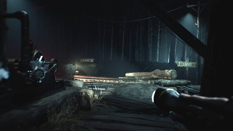 [Nintendo Switch] «Blair Witch» – прогулки по темному лесу