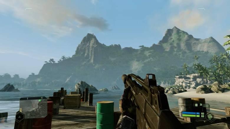 [Nintendo] «Crysis Remastered» – возвращение на таинственный остров