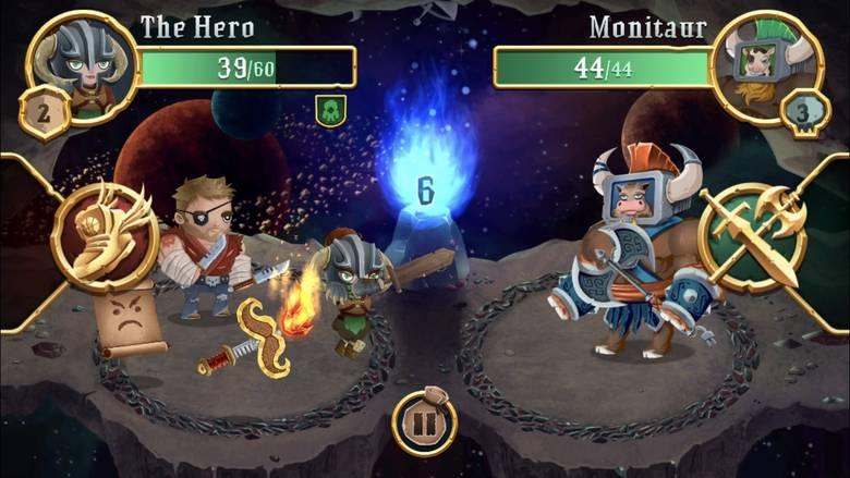 «Conjurer Andy's Repeatable Dungeon» – вперёд, в родные подземелья
