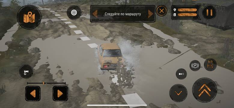 «Mudrunner» – танки грязи не боятся