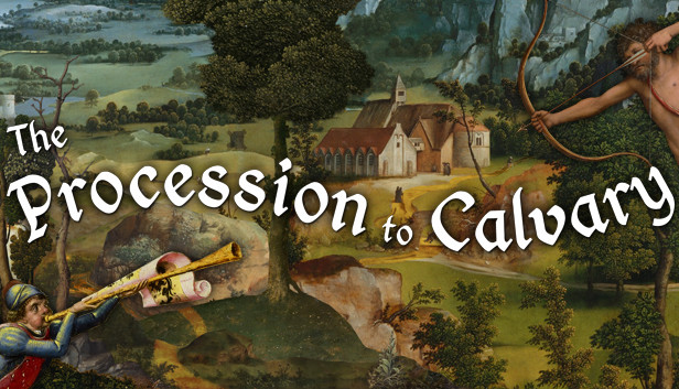 «The Procession To Calvary» – новая игра от создателя «Four Last Things»