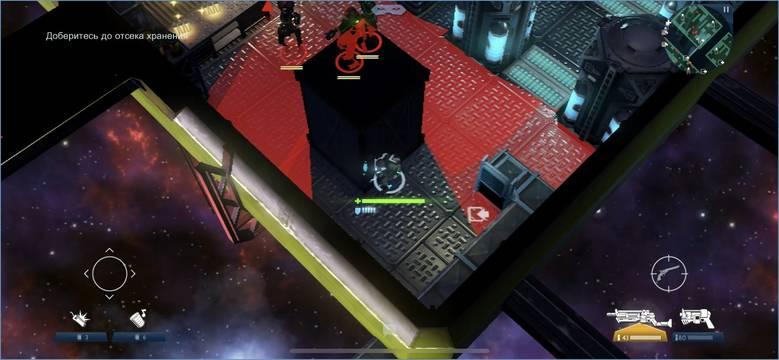 «Space Marshals 3» – старая гвардия