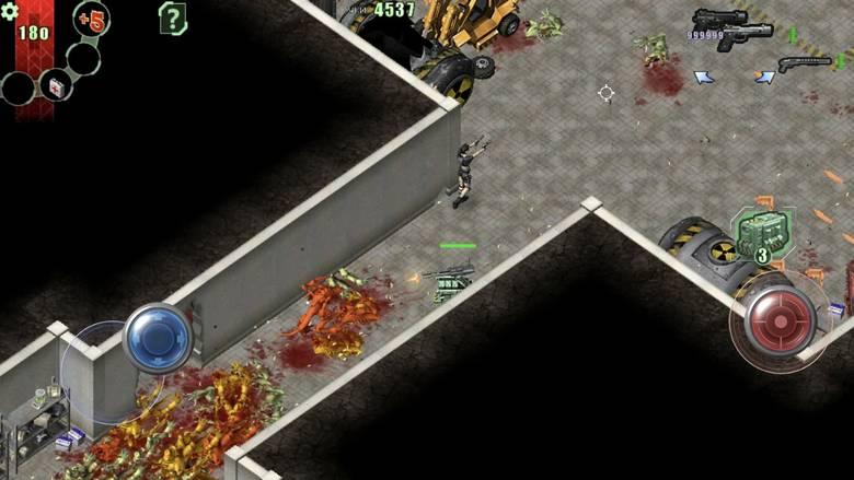 «Alien Shooter: The Last Hope» – последняя надежда человечества