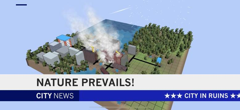 «Unnatural Disaster» – градоразрушительный симулятор