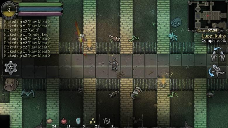 «9th Dawn III» – новая часть популярной RPG-серии появилась на iOS