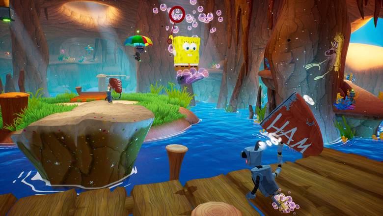 «SpongeBob SquarePants: Battle for Bikini Bottom — Rehydrated» появится в январе на iOS