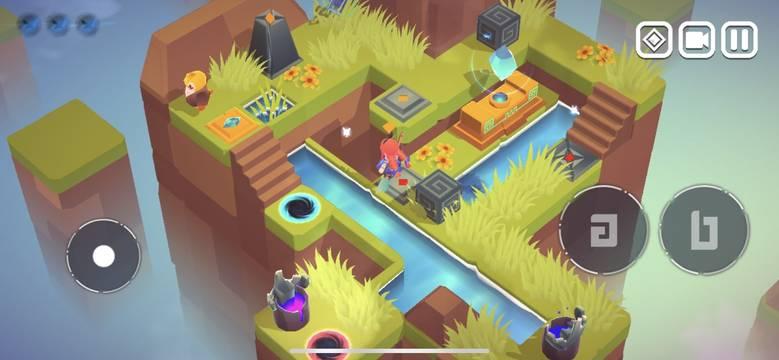 [Розыгрыш Кодов]«QV - The Dimension Painter» – красочная головоломка о спасении миров