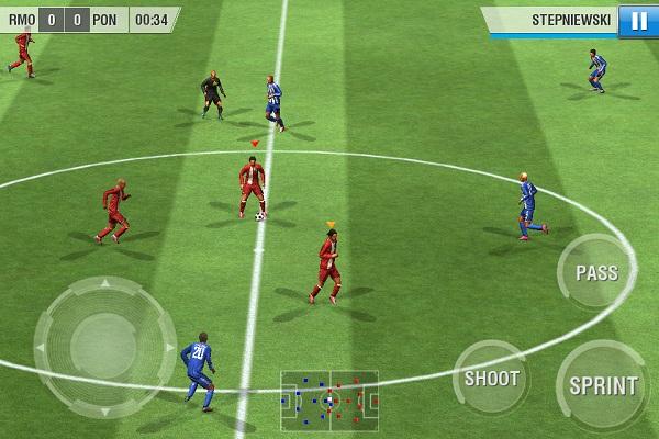скачать игру реальный футбол 2013 - фото 2