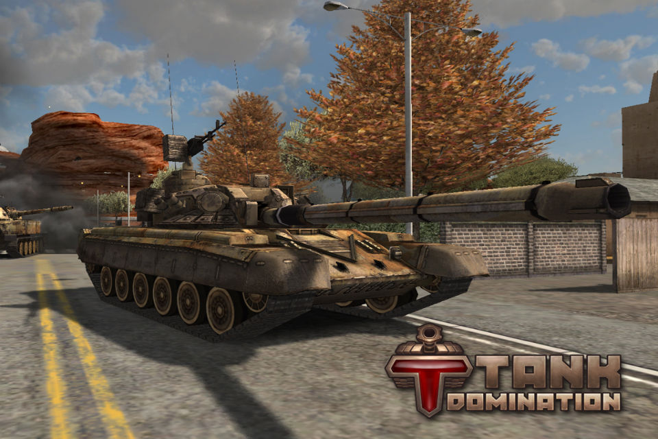 Tank domination скачать на компьютер бесплатно
