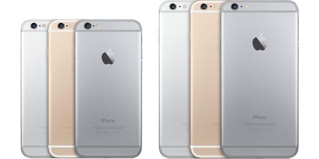 Какой выбрать цвет iphone 6s