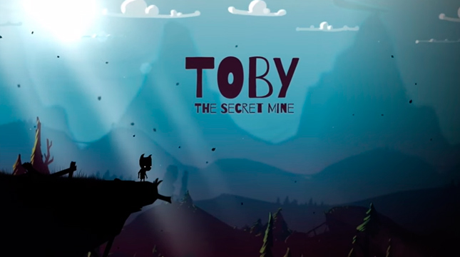Вышел новый трейлер «Toby: The Secret Mine» — атмосферного пазл-платформера Лукаса Навратила