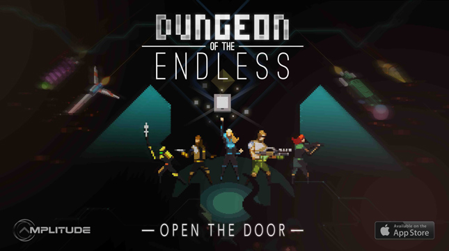 Roguelike «Dungeon of the Endless» выйдет на iPad