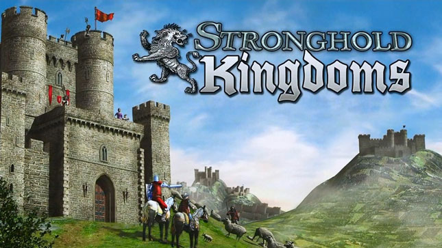 Анонс Stronghold Kingdoms для iPhone и iPad