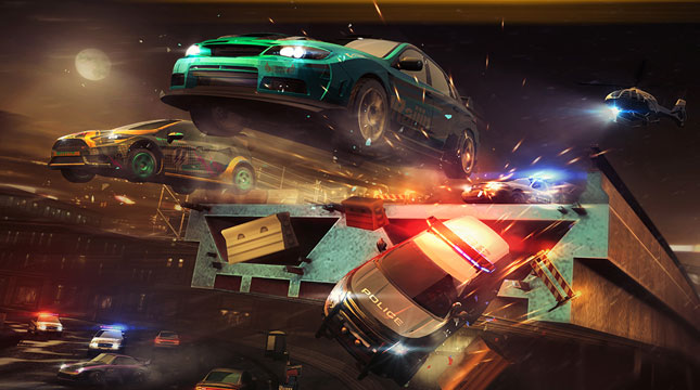 Софт-запуск Need for Speed No Limits «продолжается». Релиз очередного обновления