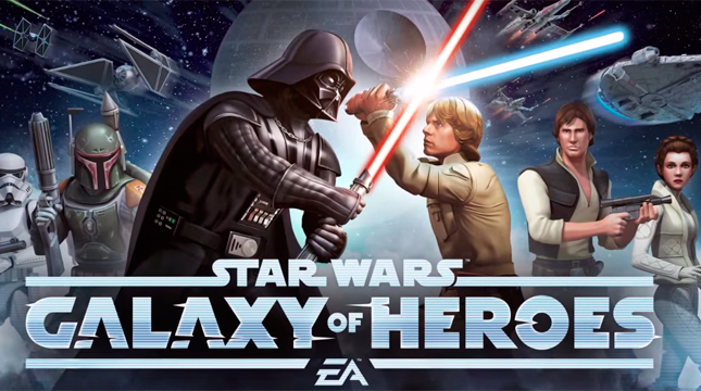 «Star Wars: Galaxy of Heroes» не будет ККИ
