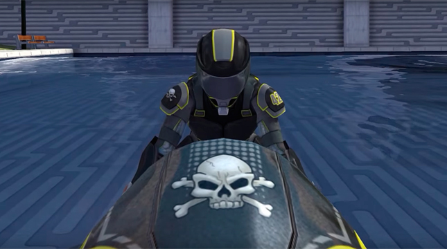 «Riptide GP: Renegade»: анонс третьей части футуристических гонок на водных байках