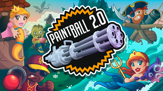 «Paintball 2.0» — аркадный пейнтбол